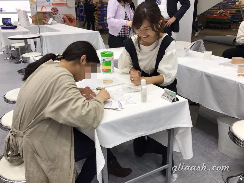 2019日本ホビーショー星野佳世子