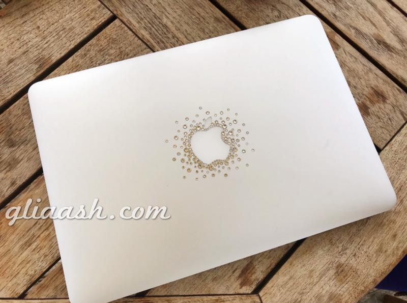 Mac Book Airデコレーション