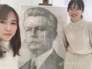 SWAROVSKI JAPANさんにて宮崎美樹・星野佳世子