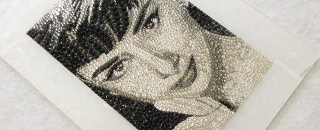 Audrey Hepburn Decoration