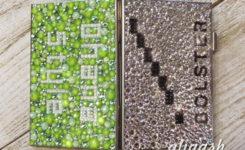 オハナスタイルロゴデコレーションカードケース