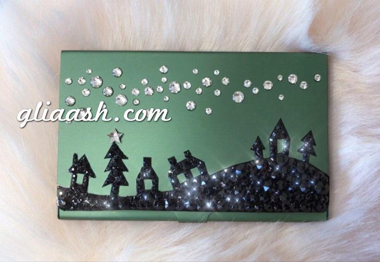 クリスマスカードケース