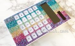 カラフルデコ電卓