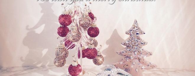 キラキラデコレーションクリスマス