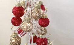 SWAROVSKIデコレーションクリスマスツリー