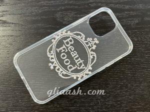 ビューティーフード協会ロゴ入りiPhone12ケース