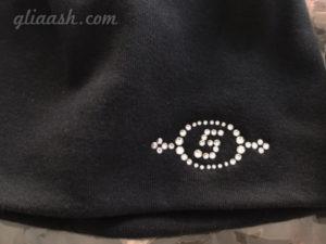 Space Channel 5ロゴニット帽